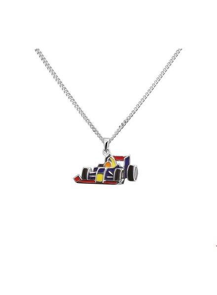 Tomylo Zilvern ketting formule 1 auto 1326258