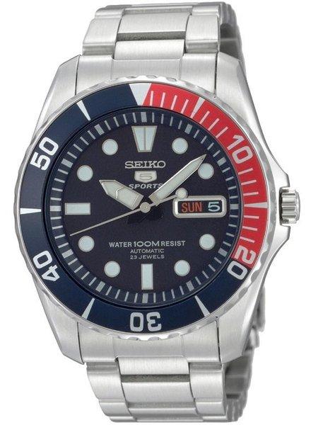 Seiko horloge automatisch uurwerk SNZF15K1