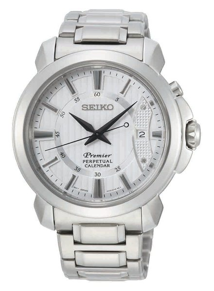Seiko Seiko Premier horloge SNQ155P1