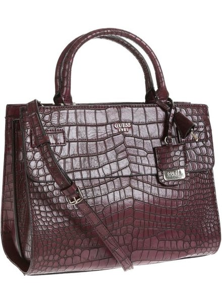 Tas Cate Satchel Bordeaux - HWCF6216060BOR