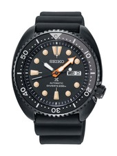 Seiko Seiko Prospex Sea The Black Series Limited Edition Heren horloge SRPC49K1