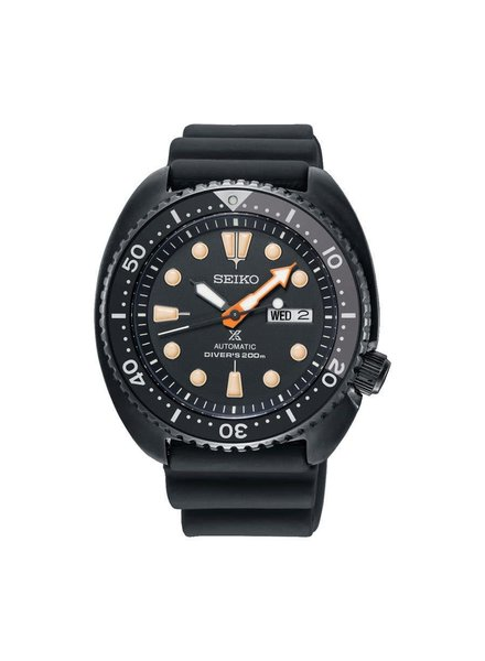Seiko Seiko Prospex Sea The Black Series Limited Edition Heren horloge SRPC49K1