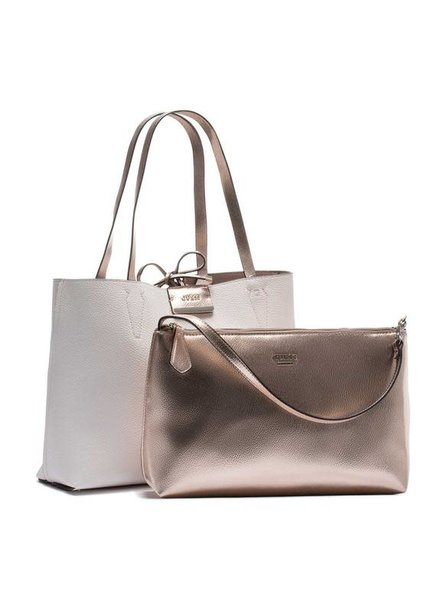 Tas Bobbi Reversible Shopper Latte/Nude HWLN6422150LNU