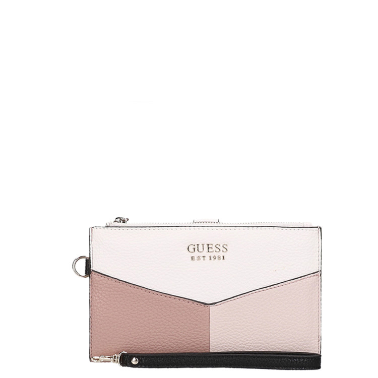 Guess Guess Portemonnee Colette Stone Multi  SWVG7293570SML