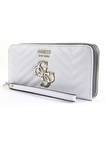 Guess Guess Portemonnee Violet White SWVG7294460WHI