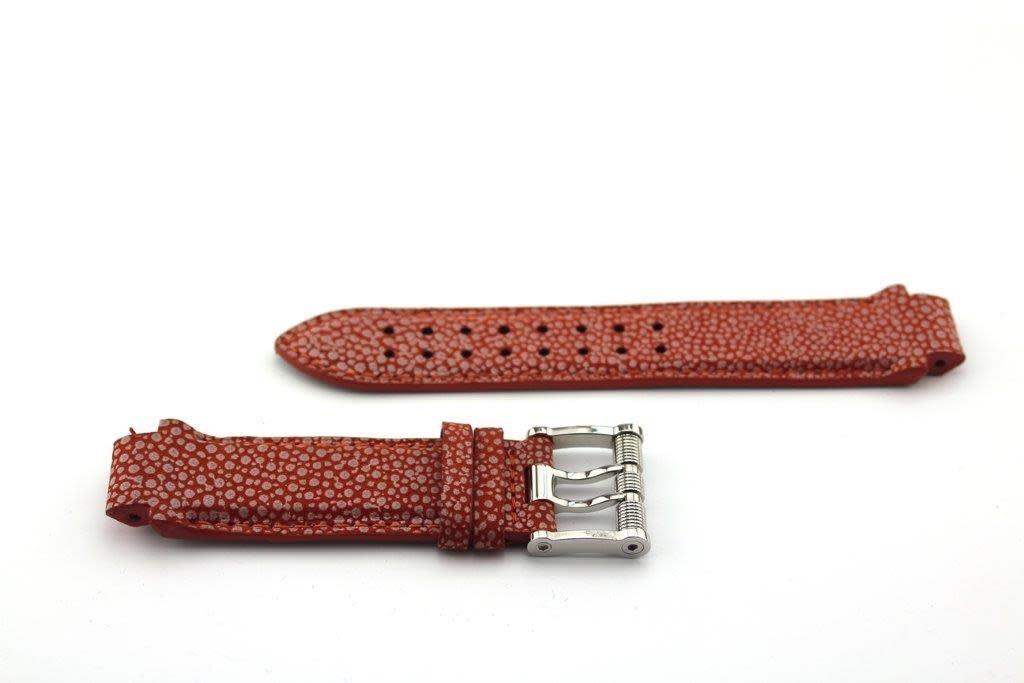 Aquanautic Aquanautic Bara Cuda horlogeband rood