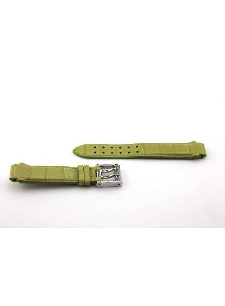 Aquanautic Aquanautic Princess Cuda horlogeband Limegroen