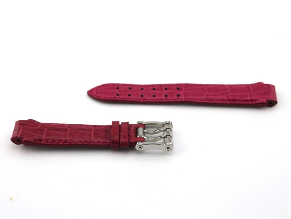 Aquanautic Aquanautic Princess Cuda horlogeband oud roze