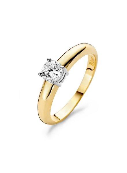 Blush Blush geelgouden ring 1129BZI