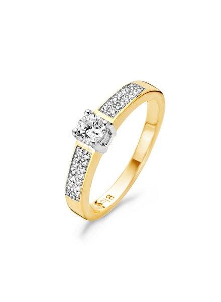 Blush Blush geelgouden ring 1144BZI