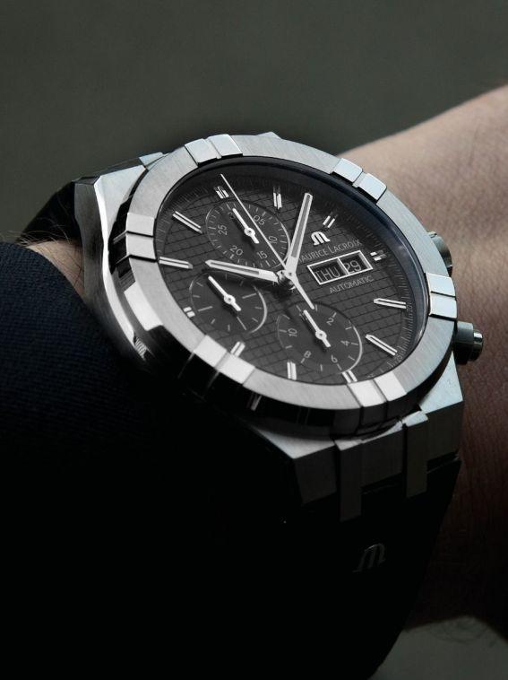 Maurice Lacroix Maurice Lacroix horloge Aikon automaat AX60102