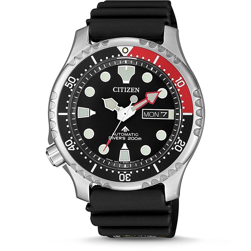 Citizen Citizen horloge Promaster NY0087-13EE