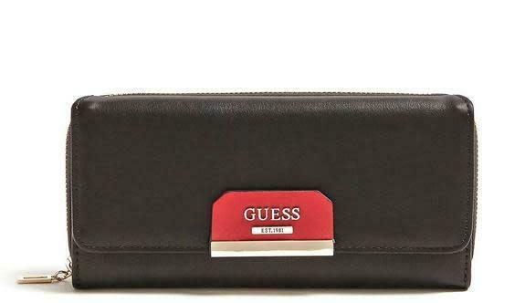 Guess Guess portemonnee Bobbi SWGL6422620BLA