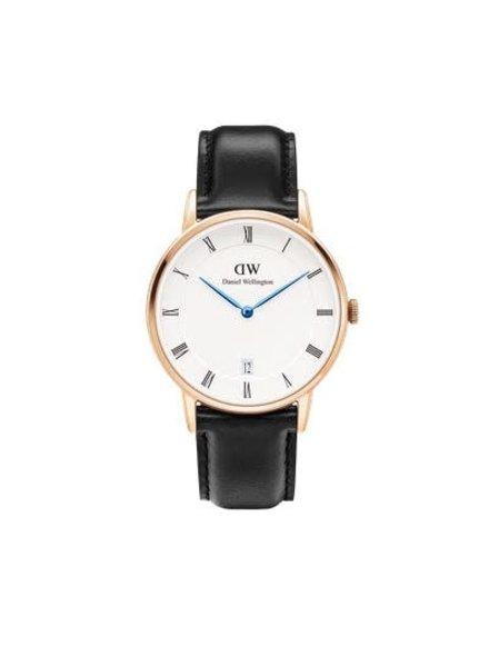 Horloge Dapper Sheffield Rosé 34 mm. 1131DW