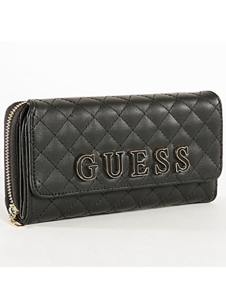 Guess Guess portemonnee Guess Passion Black HWVG7408620BLA