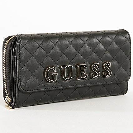 Guess Guess portemonnee Guess Passion Black HWVG7408620BLA