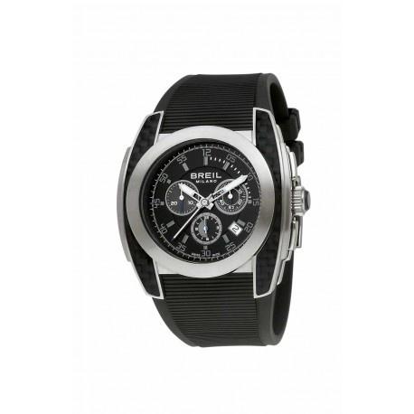 Breil horlogeband rubber zwart (origineel)