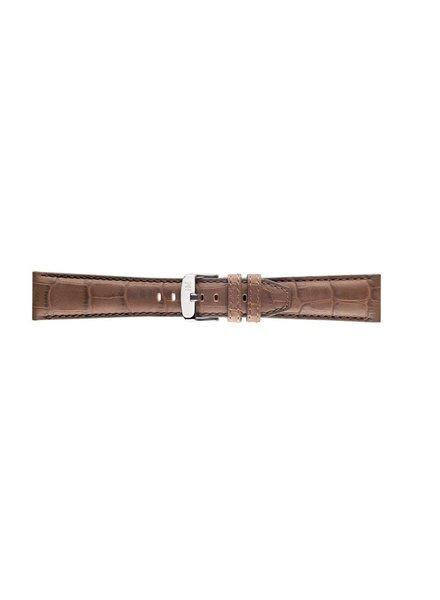Morellato Morellato horlogeband Kalfsleder bruin 22 mm