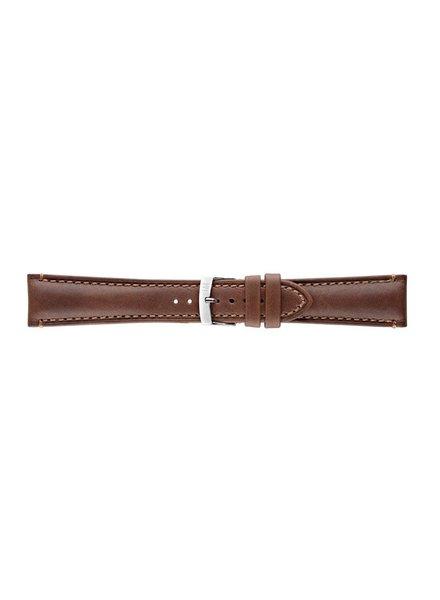 Morellato Morellato horlogeband bruin 22 mm.