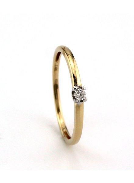 Passione Passione ring GGE0933 0.05ct
