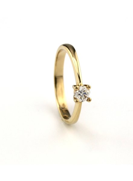 Passione Passione ring GD1792 0.25ct