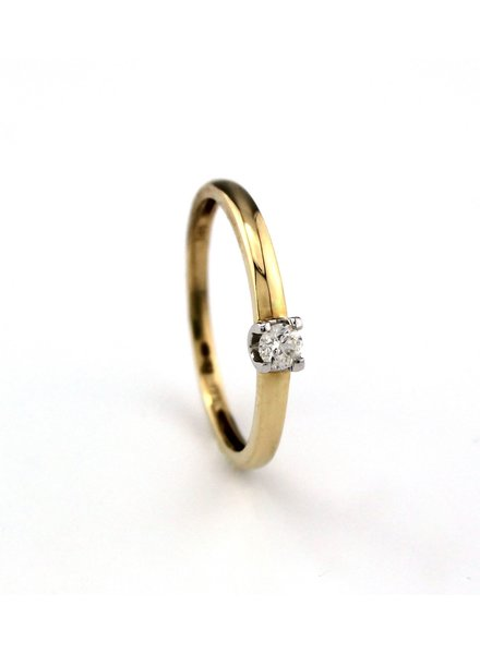 Passione Passione ring GGE0935 0.11ct