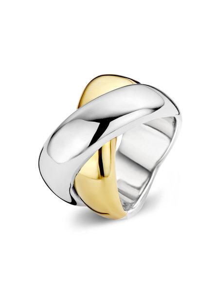 Tirisi Moda Tirisi Moda ring TM1072(2T)/58