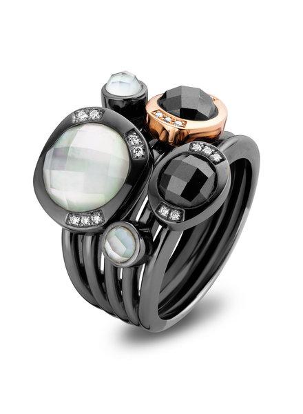 Tirisi Moda Tirisi Moda ring TM1049HM(2P)M