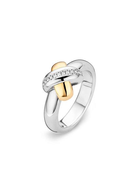 Tirisi Moda Tirisi Moda ring TM1079D(2T)/56
