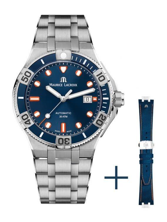 Maurice Lacroix Maurice Lacroix Aikon Venturer horloge AI6058-SS002-431-1