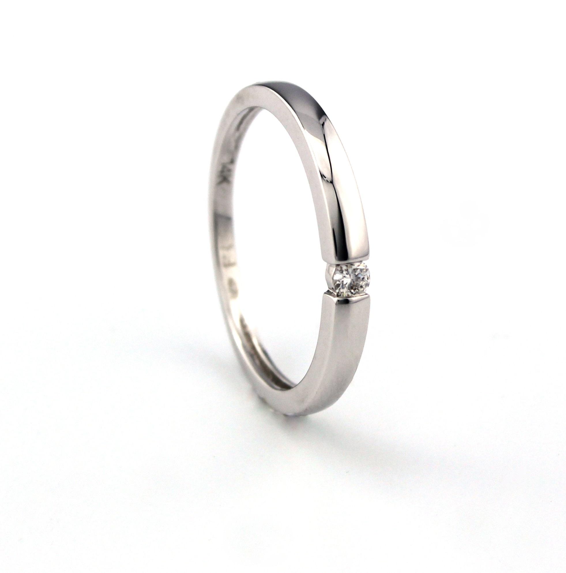 Passione Passione ring GGA1157-53 0.05ct H/Si