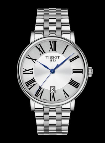 Tissot Tissot horloge Carson Premium T1224101103300
