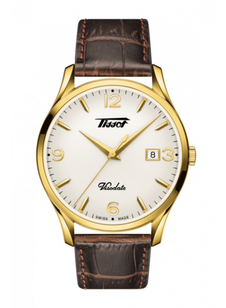 Tissot Tissot horloge Visodate T1184103627700