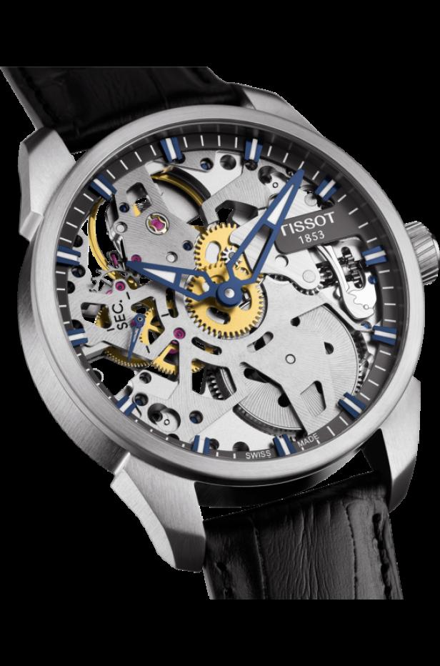 Tissot Tissot horloge T-Complication Skeleton