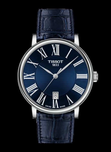 Tissot Tissot horloge Carsaon Premium T1224101604300