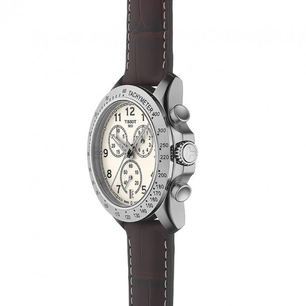 Tissot Tissot horloge V8 Quartz Chronograaf T1064171626200