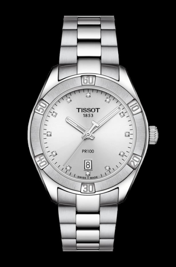 Tissot Tissot horloge Pr100Sport Chic T1019101103600