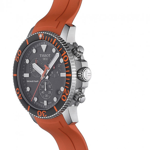 Tissot Tissot horloge Seastar 1000 Chronograph T1204171705101