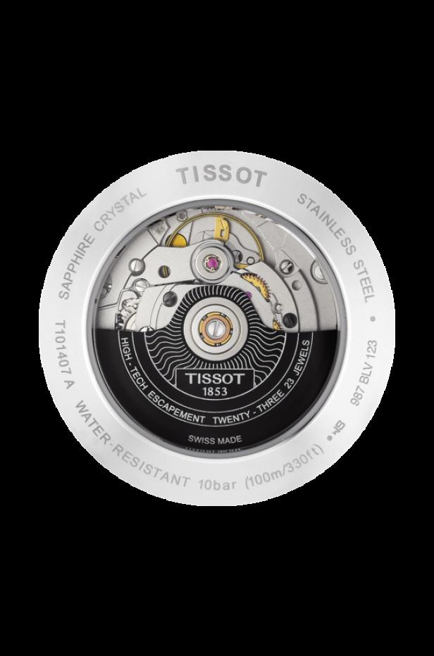Tissot Tissot horloge PR100 Powermatic 80 T1014071104100