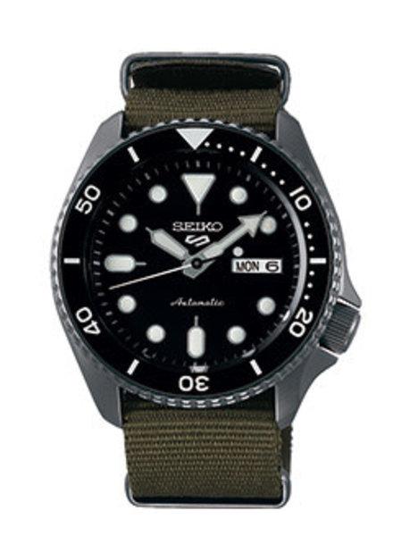 Seiko Seiko horloge Seiko 5 Sports SRPD65K4