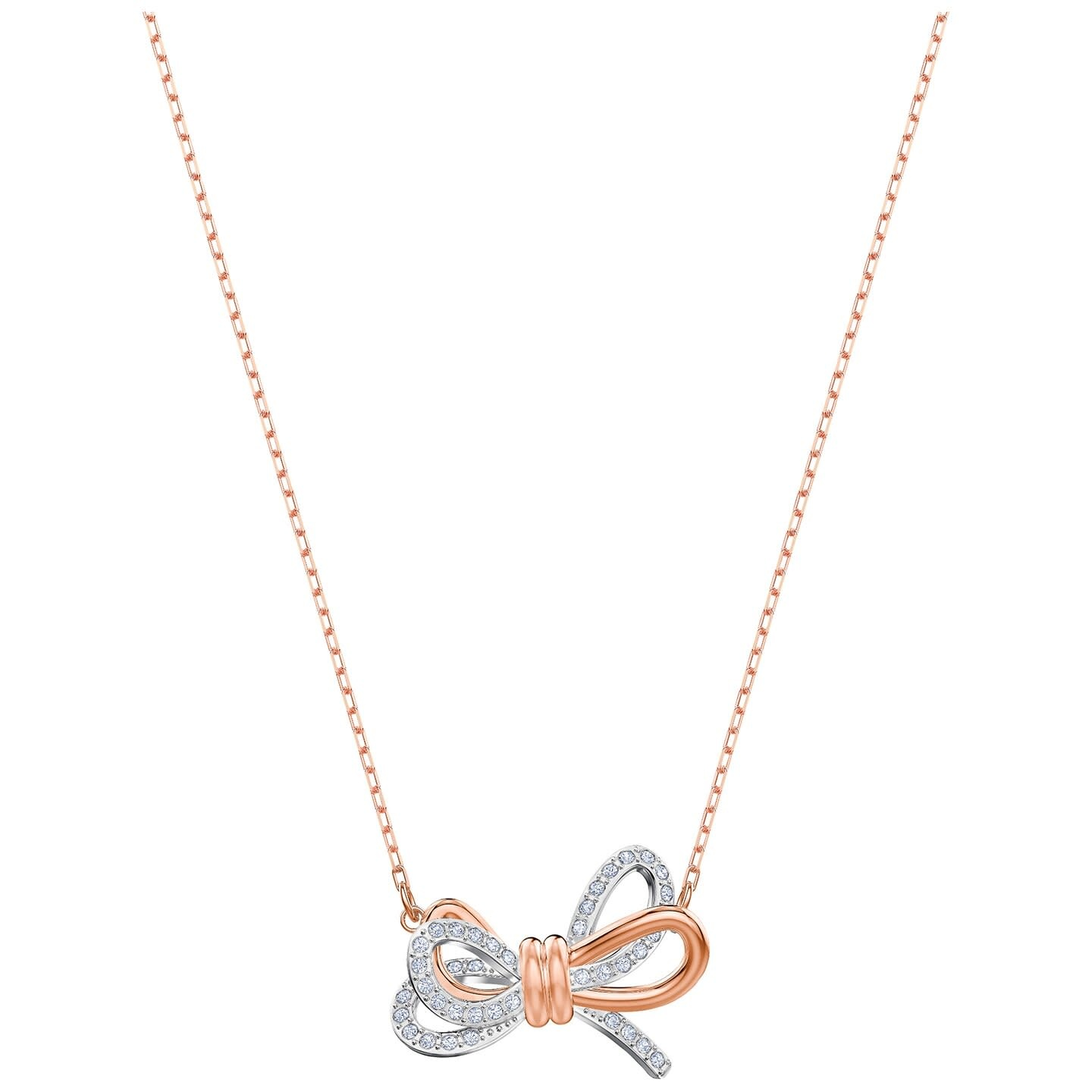 Swarovski Swarovski ketting Lifelong Bow 5440636