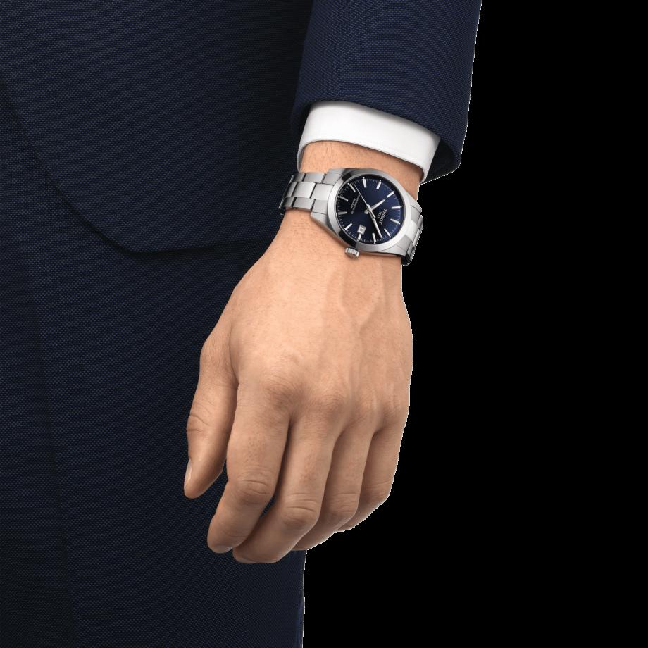 Tissot Tissot horloge Gentleman Powermatic 80 Silicum T1274071104100
