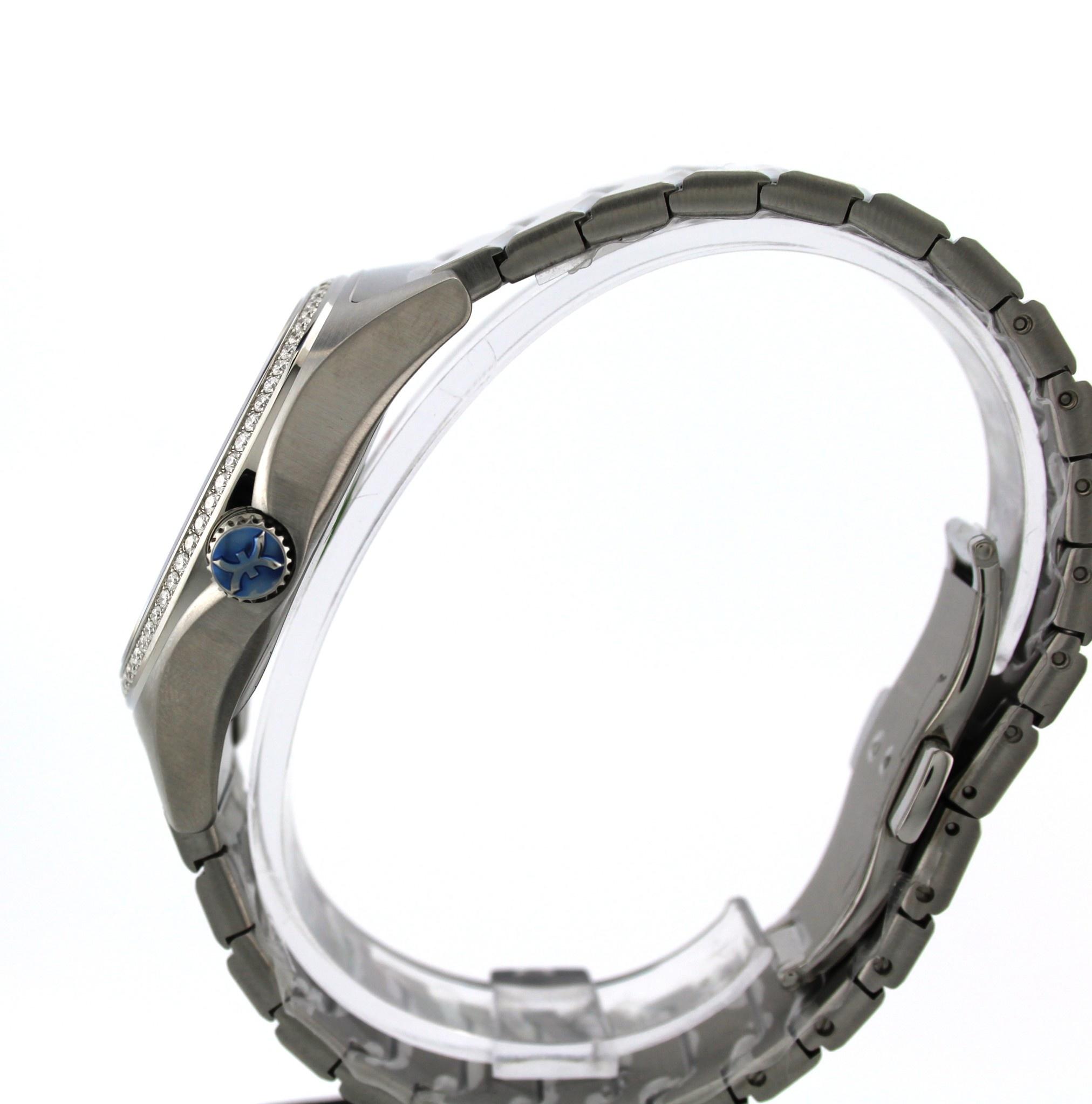 Ebel Ebel Wave horloge heren 1216336