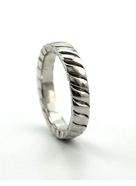 Dji Dji, Zilveren ring, Schulpjes.