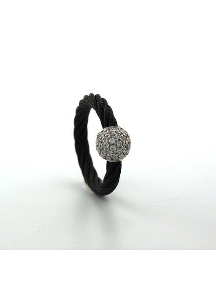 Dji Dji, Zilveren ring, Tors Geel.