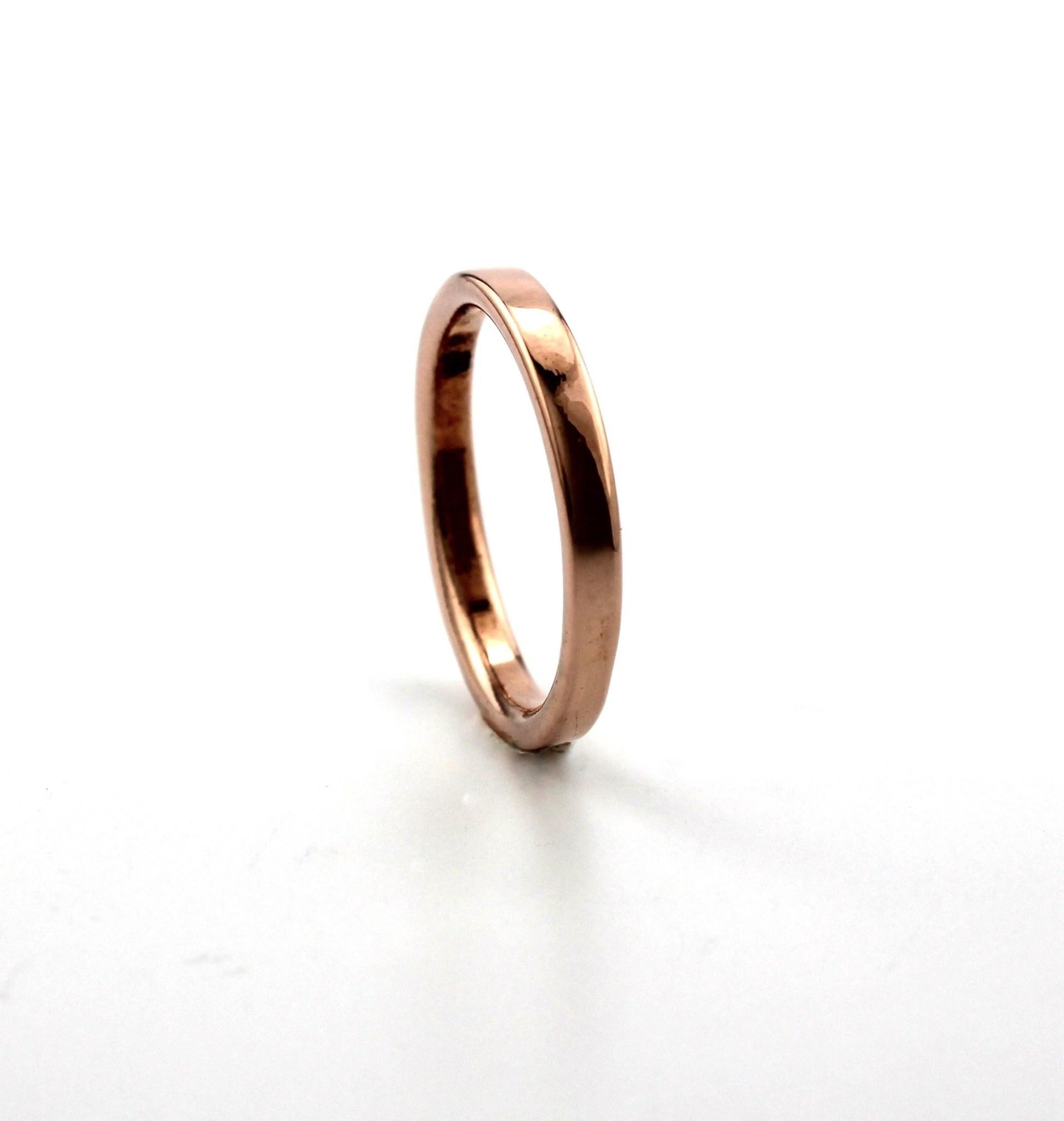Dji Dji, Zilveren ring, Recht Rosé.