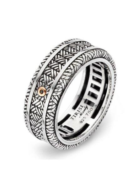 Tirisi manly Tirisi Manly ring TMA101(2P)/64