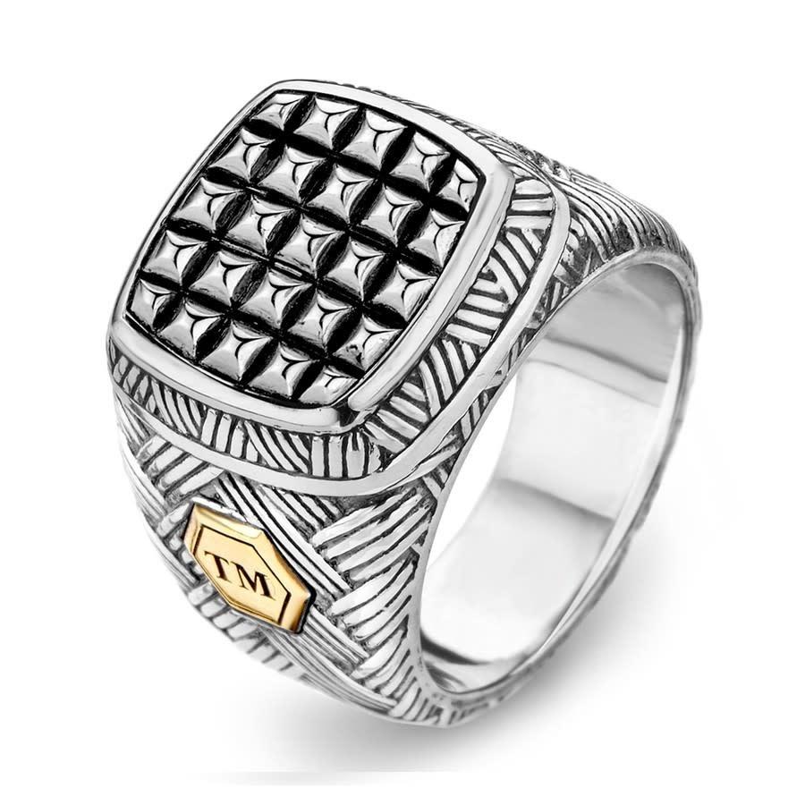 Tirisi manly Tirisi Manly ring TMA104(2T)/64