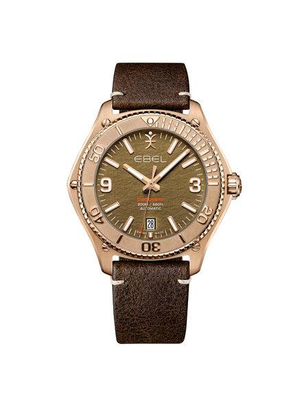 Ebel horloge Discovery 1216471