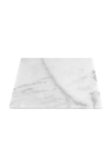 Stoned Stoned keukenbord wit marmer W040